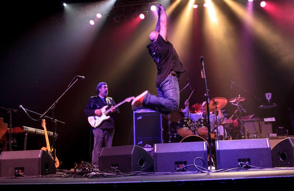 Joe Rock is a Long Island based rock musician and radio personality on Long Island's # 1 rock station 102.3 WBAB.