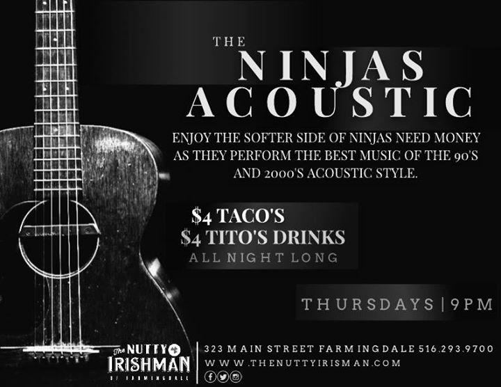 Acoustic Music Venues Long Island
