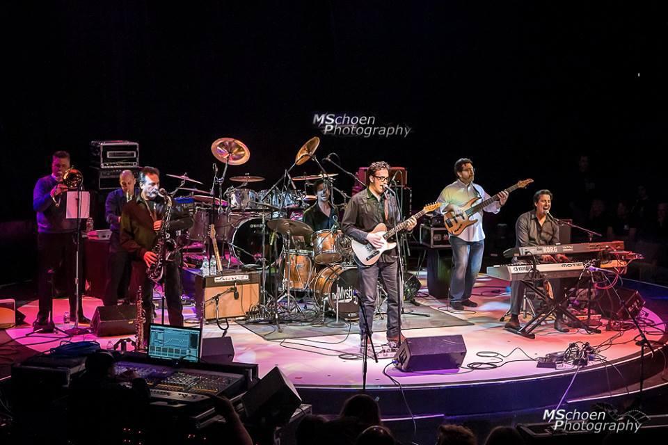 Long Island Band Mystic