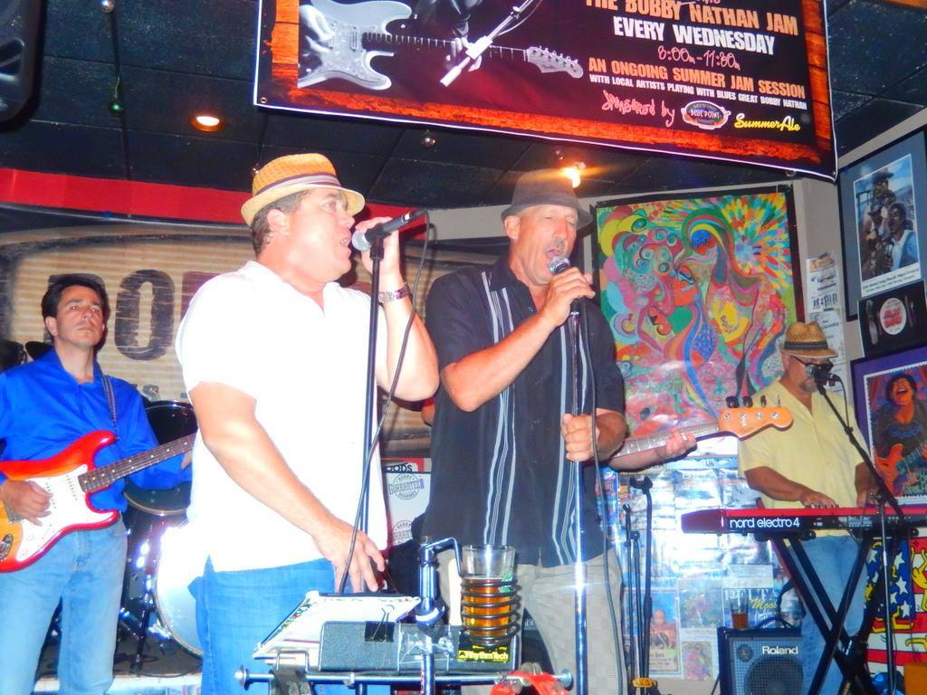 Dog House Blues Band Long Island Live Music