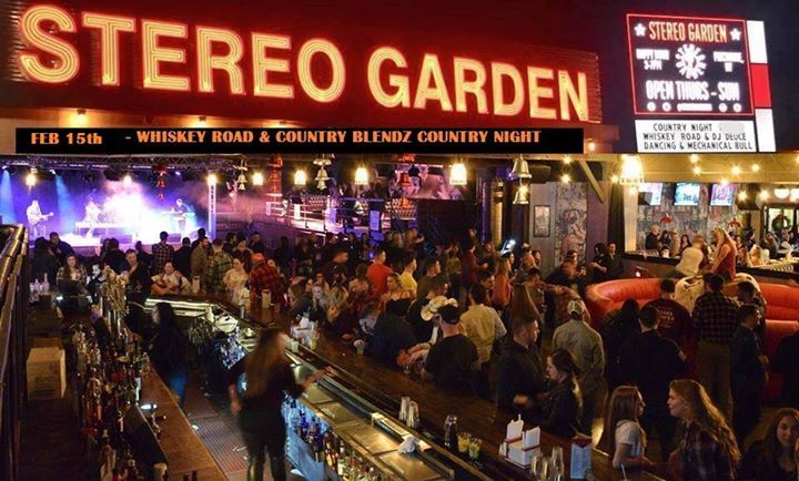Whiskey Road & Country Blendz at Stereo Garden | Live ...