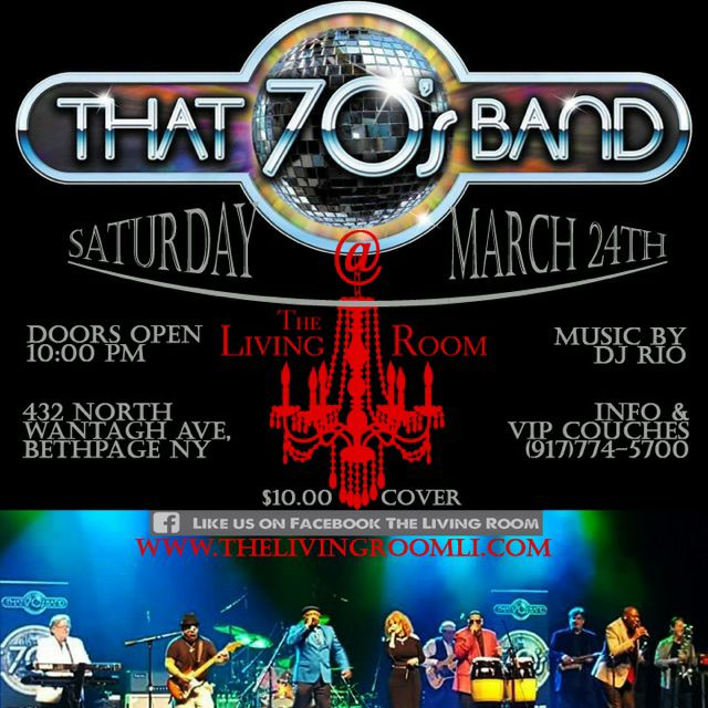 Living Room Dance Party This Sat Night Live Music Long Island